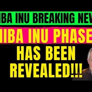 🔥🔥 MASSIVE SHIBA INU NEWS! SHIBA INU PHASE 2 PLANS HAVE BEEN REVEALED! 🔥🔥