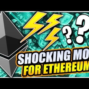 ETHEREUM SUPPLY SHOCK CALLING FOR 2500% PUMP!!!!! Price Prediction, Technical Analysis, News