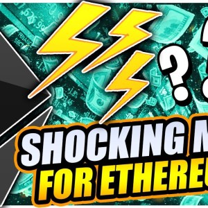 ETHEREUM SUPPLY SHOCK CALLING FOR 3000% PUMP!!!! Price Prediction, Technical Analysis, News