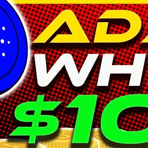 Why Cardano Will Hit $10| 100 smart contracts in 24 hours  | Crypto News Today