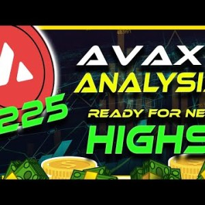 $225 AVAX?! Avalanche Price Pumps! AVAX Analysis & Update | Crypto News Today
