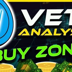 🚨 URGENT 🚨 HUGE VECHAIN BREAKDOWN? VET BUY ZONE! | VET Price Analysis & Update | Crypto News Today
