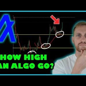 ALGORAND:  HOW HIGH CAN ALGO GO?