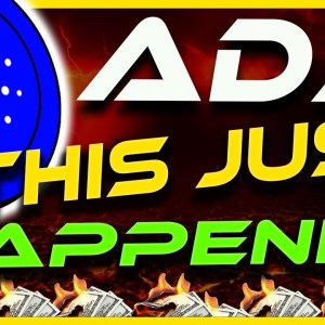ADA CRASH! WHAT'S NEXT FOR CARDANO ADA? | BTC DRAGS MARKET DOWN | Crypto News Today