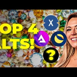 bics video news show 4 altcoins for october 2021