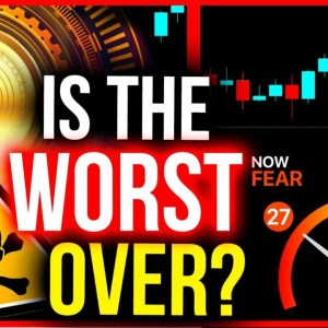 BITCOIN CRASH OVER?? 3 BIGGEST ALTCOINS WE'RE WATCHING!!