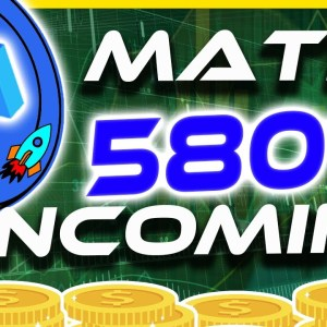 MATIC 580% Gains! $9 MATIC Price Prediction | MATIC Analysis & Update | Crypto News Today