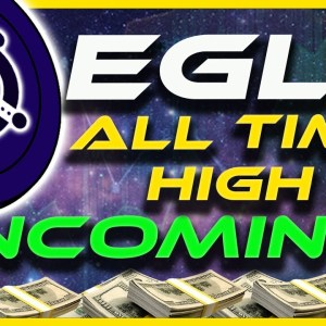 ELROND All Time High Incoming? EGLD Price Pumps | EGLD TECHNICAL ANALYSIS | Crypto News Today