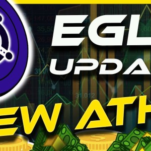 eGLD All Time High Soon? Elrond eGLD Price Pumps | eGLD Analysis & Update | Crypto News Today