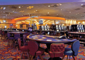 harrahs new orleans casino requires vaccination card on line gambling surges