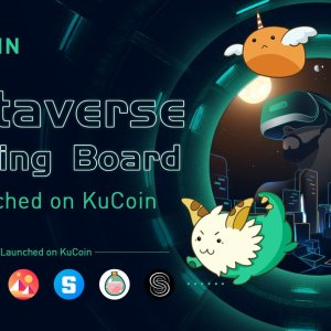kucoin launches first ever metaverse trading section for gamefi trading