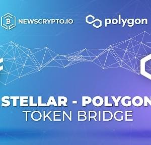 newscrypto partners with polygon to create first stellar polygon bridge