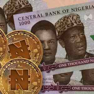 nigeria partners with fintech company to launch cbdc