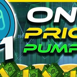 ONE PRICE PUMPS! HARMONY ONE ANALYSIS & UPDATE | CRYPTO NEWS TODAY