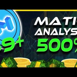 500% More Gains This Cycle? MATIC Price Prediction | MATIC Analysis & Update | Crypto News Today