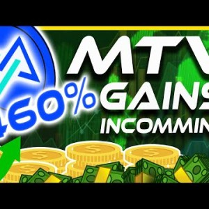 460% Gains Incoming?! MTV Will Explode! MultiVAC Analysis & Update | Crypto News Today