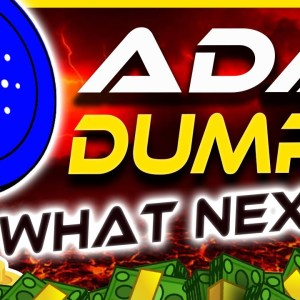 ADA DUMPS! WHAT'S NEXT FOR CARDANO ADA? | SMART CONTRACTS UPGRADE | Crypto News Today