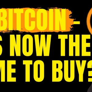 MASSIVE BITCOIN NEWS IS IT A PERFECT TIME TO BUY? HUGE BITCOIN NEWS TODAY!