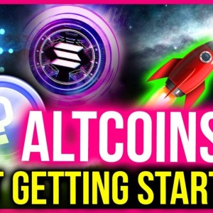THIS IS THE 2nd BEST TIME TO BUY ALTCOINS THIS YEAR!
