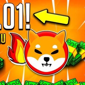 SHIBA INU WILL FINALLY MOON TO 0.01$ AFTER THIS HAPPENS! SHIB COINBASE 500$M PUMP!!!
