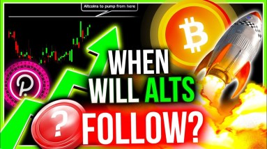$60K BITCOIN INCOMING!! WILL ALTCOINS SMASH AMAZING HIGHS NEXT??