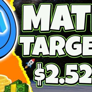 🔥 MATIC TARGETS $2.52 🔥 POLYGON MATIC PRICE PREDICTION