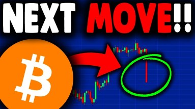 NEXT BITCOIN MOVE REVEALED (price target)!!! BITCOIN NEWS TODAY, BITCOIN PREDICTION, BITCOIN TRADING
