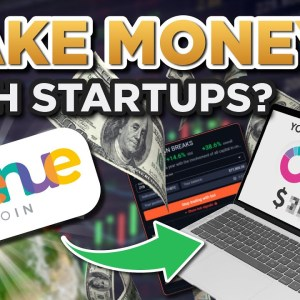 New Crypto that Invests in Cryptocurrency Start-ups and shares profits!?