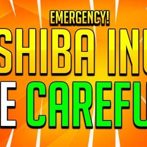 SHIBA INU ARMY BE CAREFUL! IT HAPPENS IN A FEW HOURS!