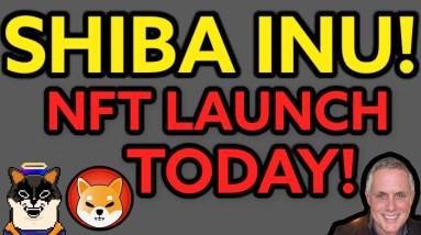 SHIBA INU NFT LAUNCH TODAY! GET ALL OF THE SHIBOSHI NFT LAUNCH DETAILS!