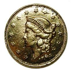 Kellogg $20 Gold piece