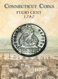 Fugio Cent on card