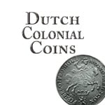 Dutch Colonial Coins