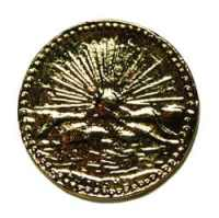 Brasher's Half Gold Doubloon