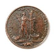 NY Castorland Medal