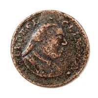 George Clinton 1787 coin