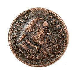 George Clinton 1787 coin