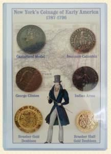 NY coin set