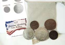 American Revolution Coin Set 1776