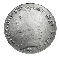Louis XV Ecu