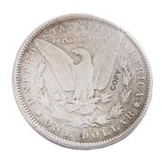 morgan dollar 1889