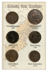 colonial coin set