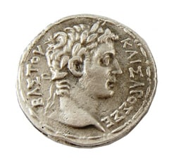 Stater of Antioch coin