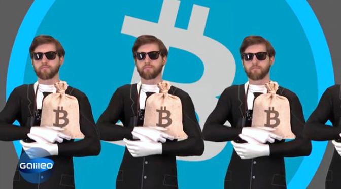 "Bitcoin-Pop im ""Wissensmagazin"""