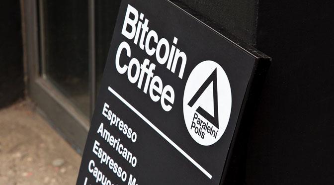 """Zwischen """"Bitcoin only""""-Kaffee und Anarchie"""