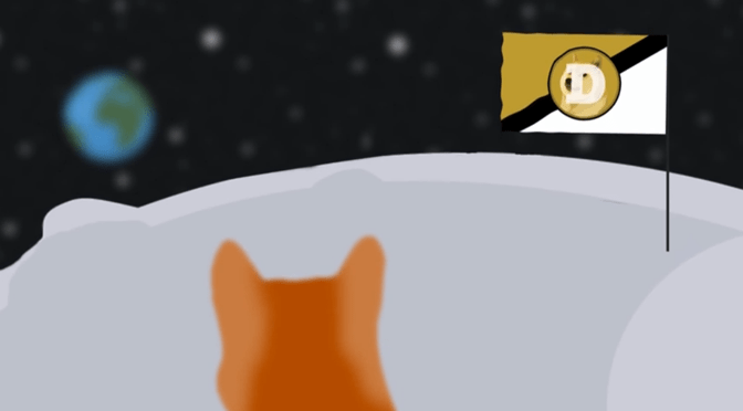 Dogecoin Moon vryptocurrency