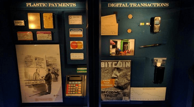 Bitcoin im Museum