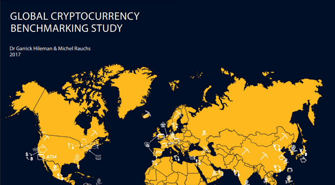 Global Cryptocurrency Benchmark Study