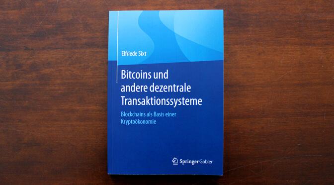 Du fragst: Warum Bitcoin? Ich sage: Lies dieses Buch!
