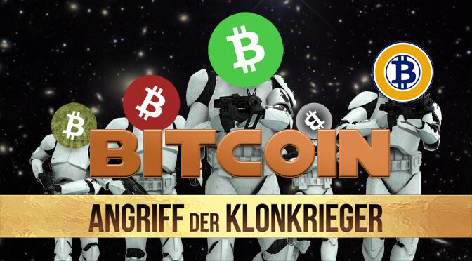 Die dritte Welle – die Ära der Bitcoin-Klone